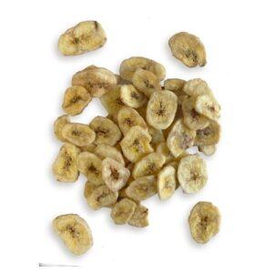 Bananų traškučiai