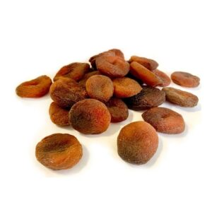 Džiovinti abrikosai be priedų