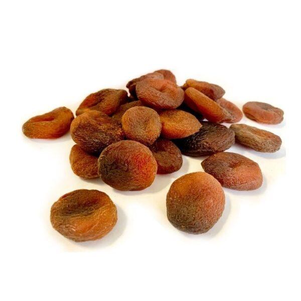 dziovinti abrikosai be priedu