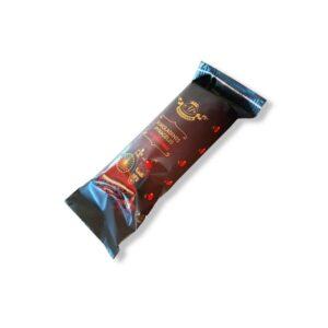 Šokoladinis pyragelis su vyšniomis 60 g